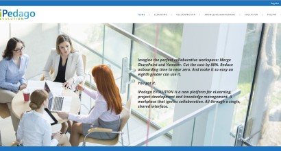 iPedago Homepage