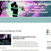 Marlie Bridges Old Website