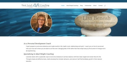 Lisa Benesh Coaching Homepage