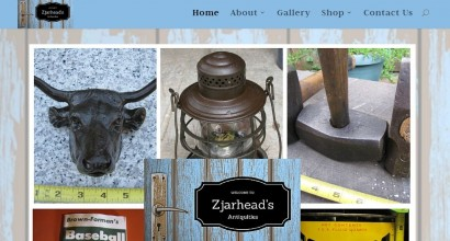 Zjarhead's Antiquities Homepage